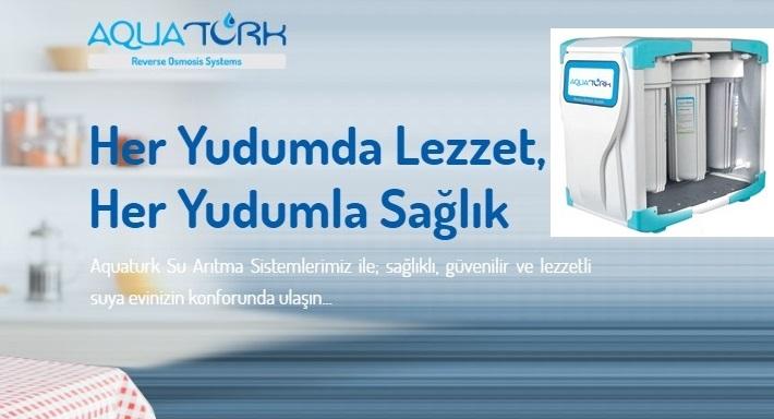 izmir aqua türk su arıtma